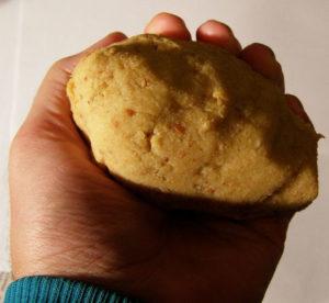 хлебный-мякиш