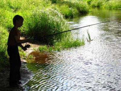 начинающий-рыбак