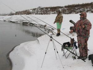 Зимняя экипировка рыбаков